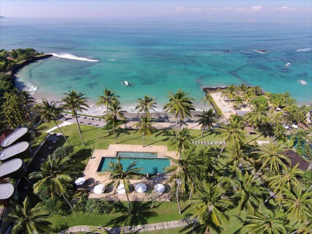 Best price on candi beach resort and spa in bali reviews for Bali spa resort