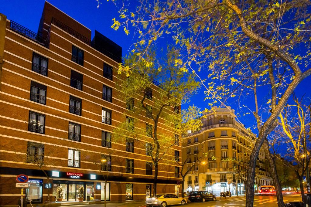 Leonardo Boutique Hotel Madrid