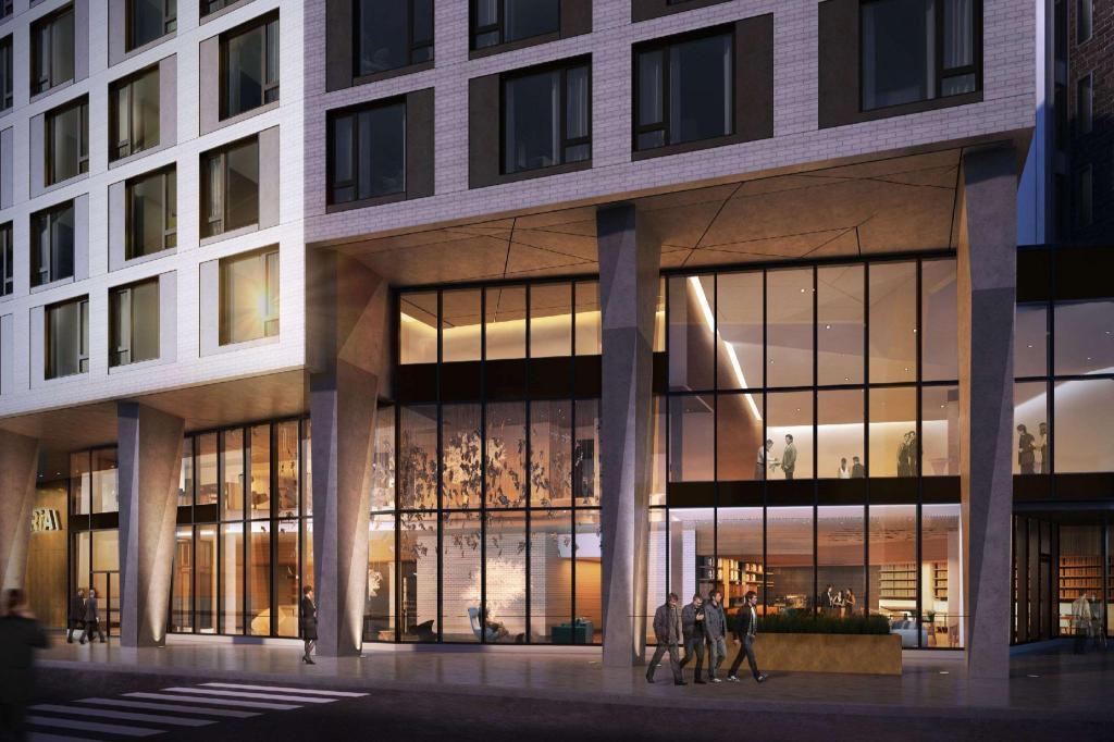 Hotels In Boston >> Cambria Hotel Boston Downtown South Boston In Boston Ma