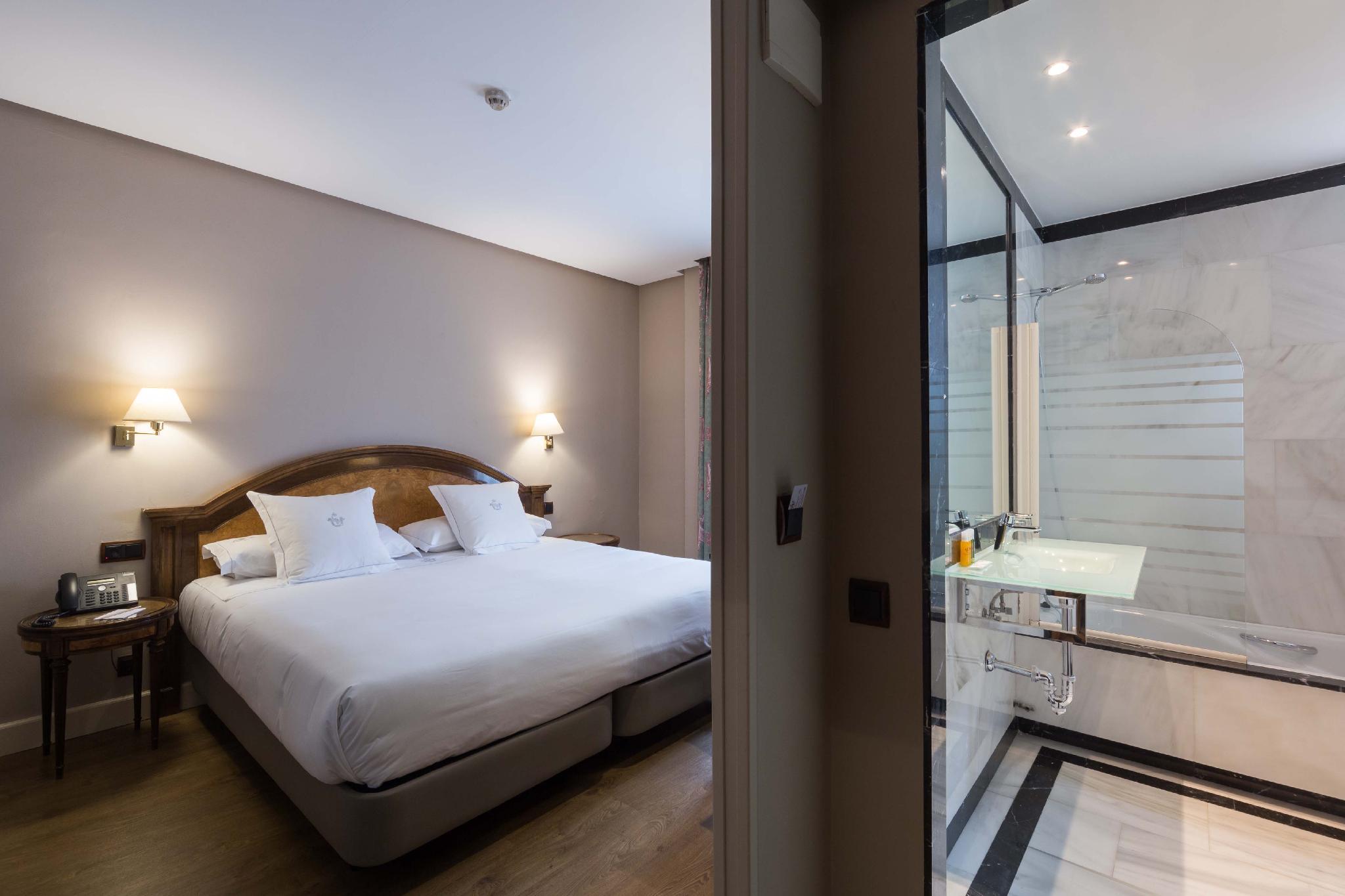 Hotel Principe Pio City Center Madrid Room Deals Photos