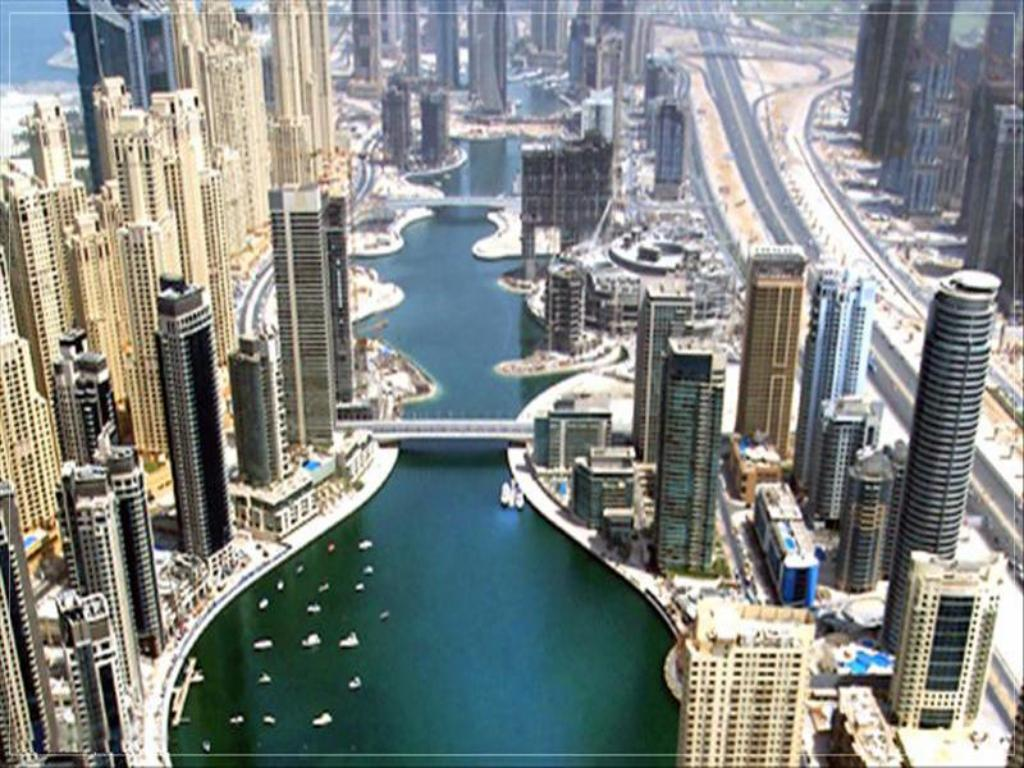 Dubai Apartments - Marina - ARY Marina View Entire ...