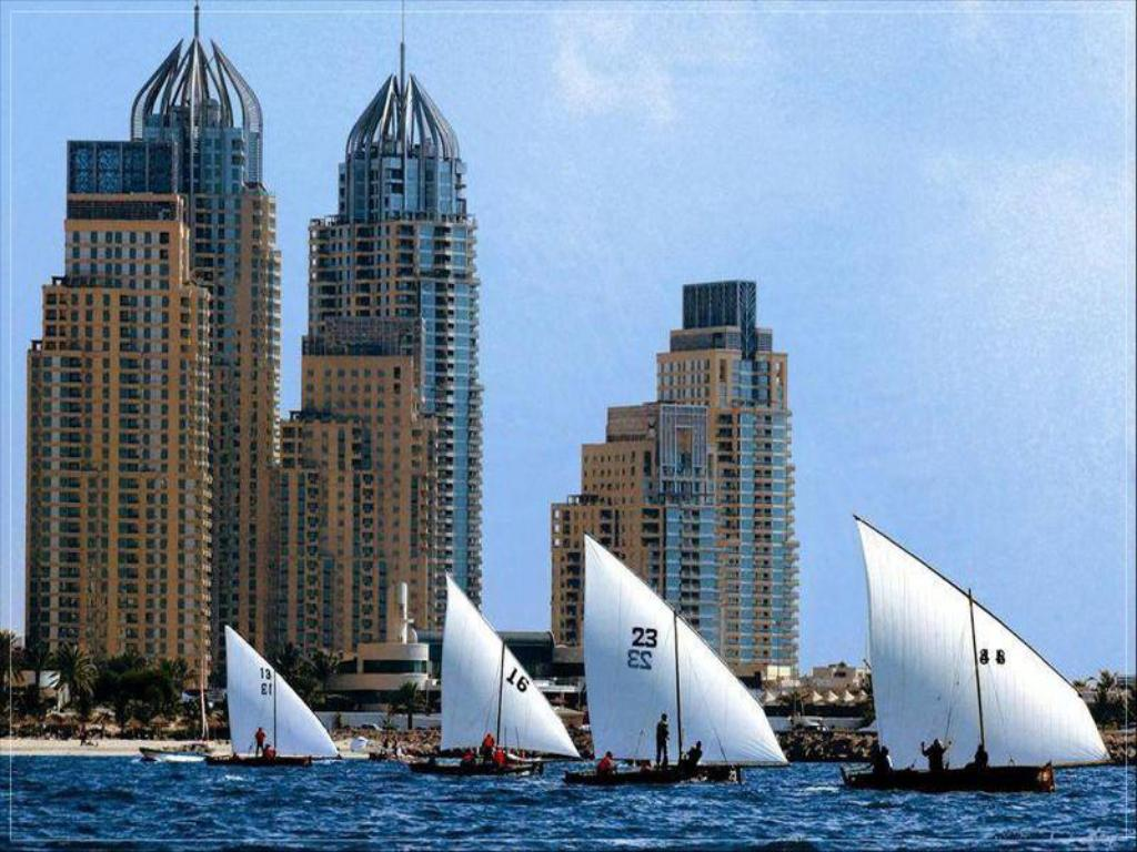 Dubai Apartments - Marina - ARY Marina View in United Arab