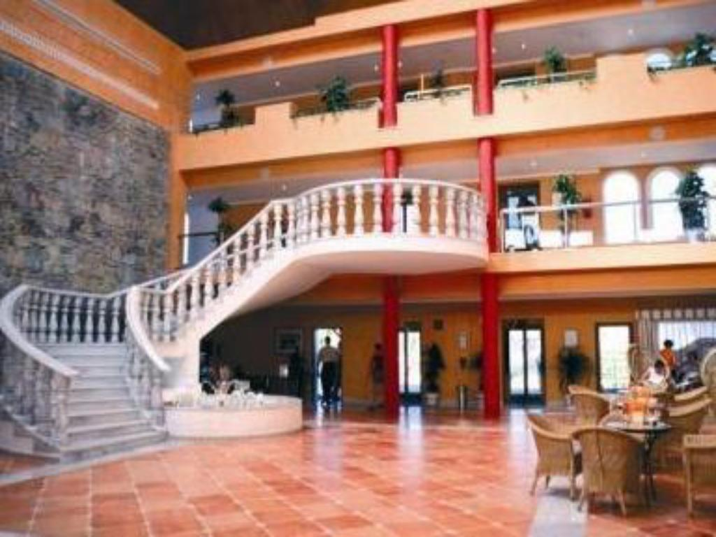 Interior view Playaballena Spa Hotel