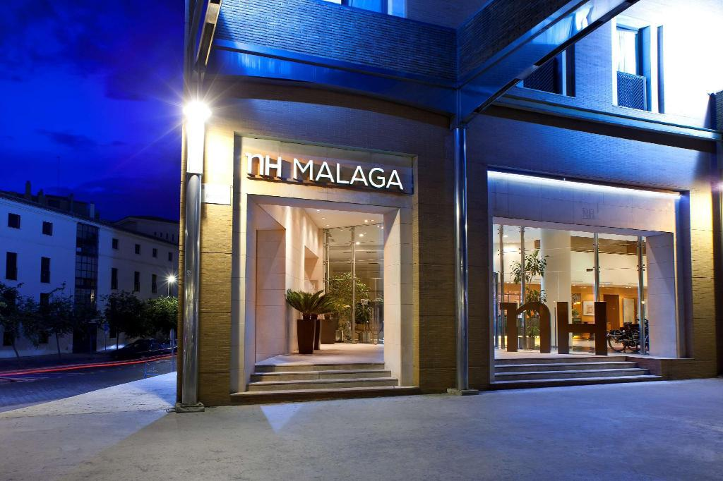 More about Nh Malaga Hotel