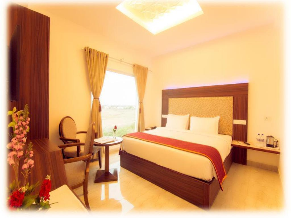 Luxury - Guestroom The Spk Hotel Madurai