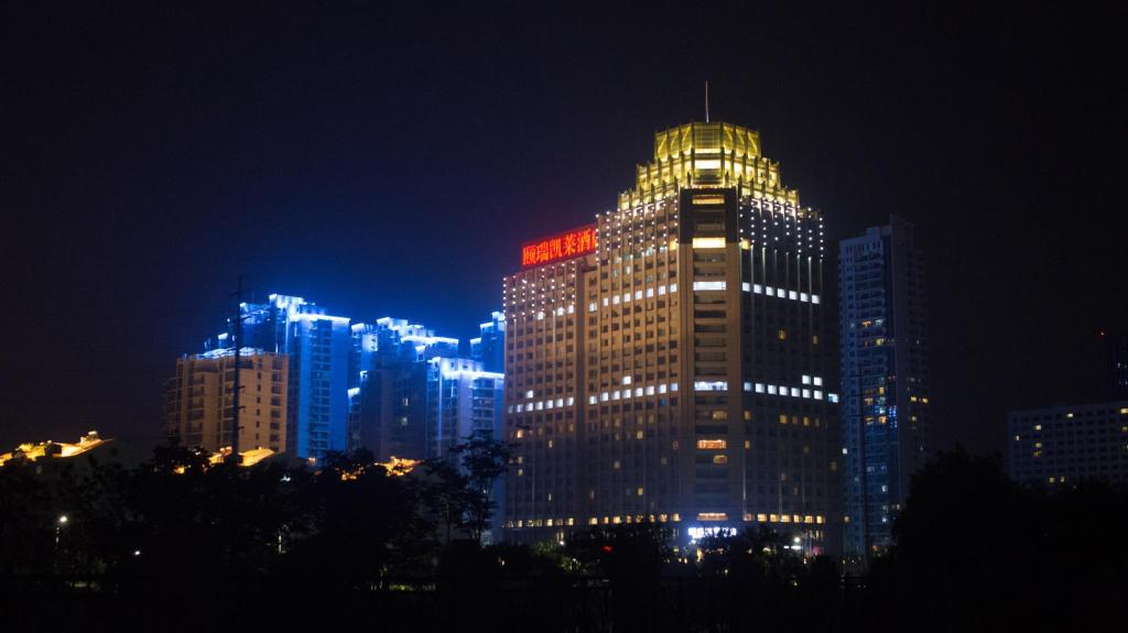 More about Qingdao Enrichee Gloria Plaza Hotel