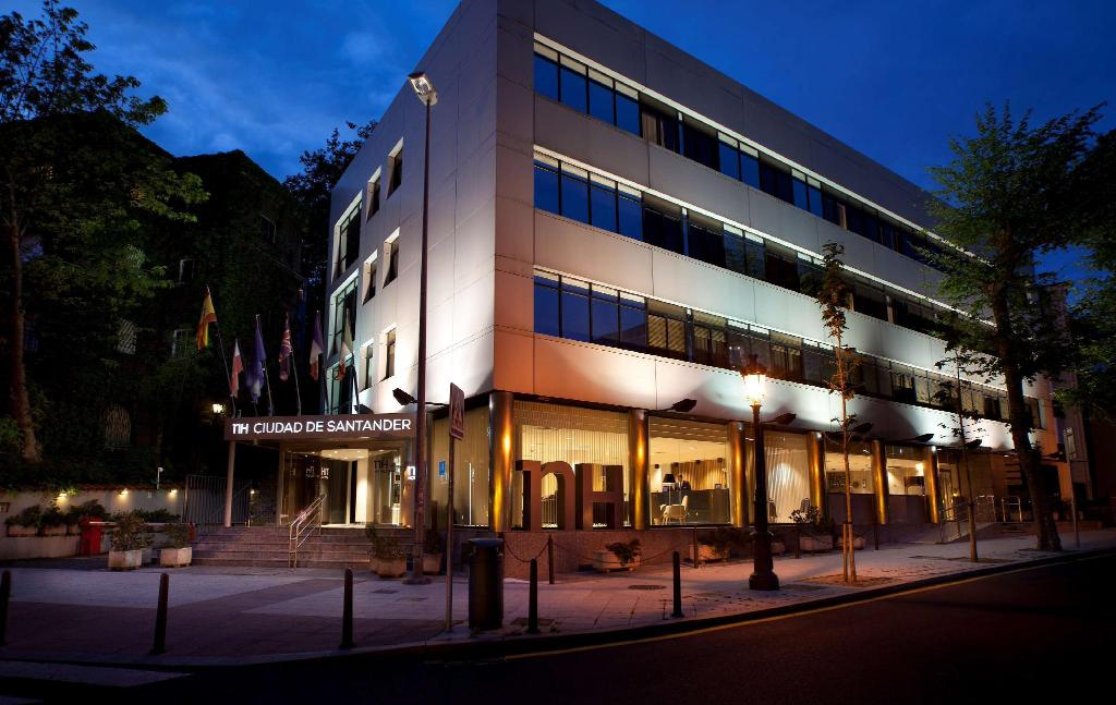 More about Nh Ciudad De Santander Hotel