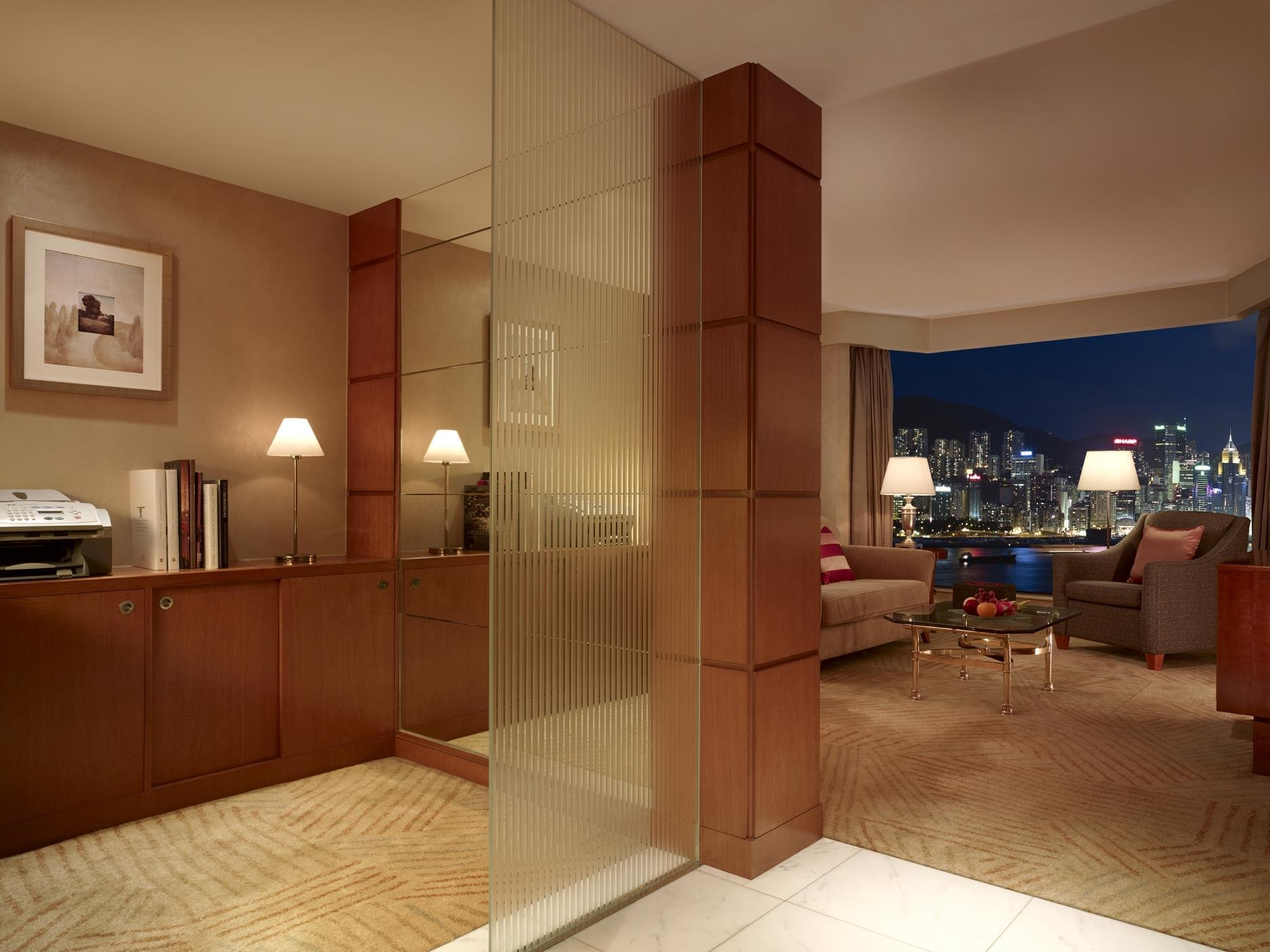 Suite con vistas al puerto  (Harbour View Suite)