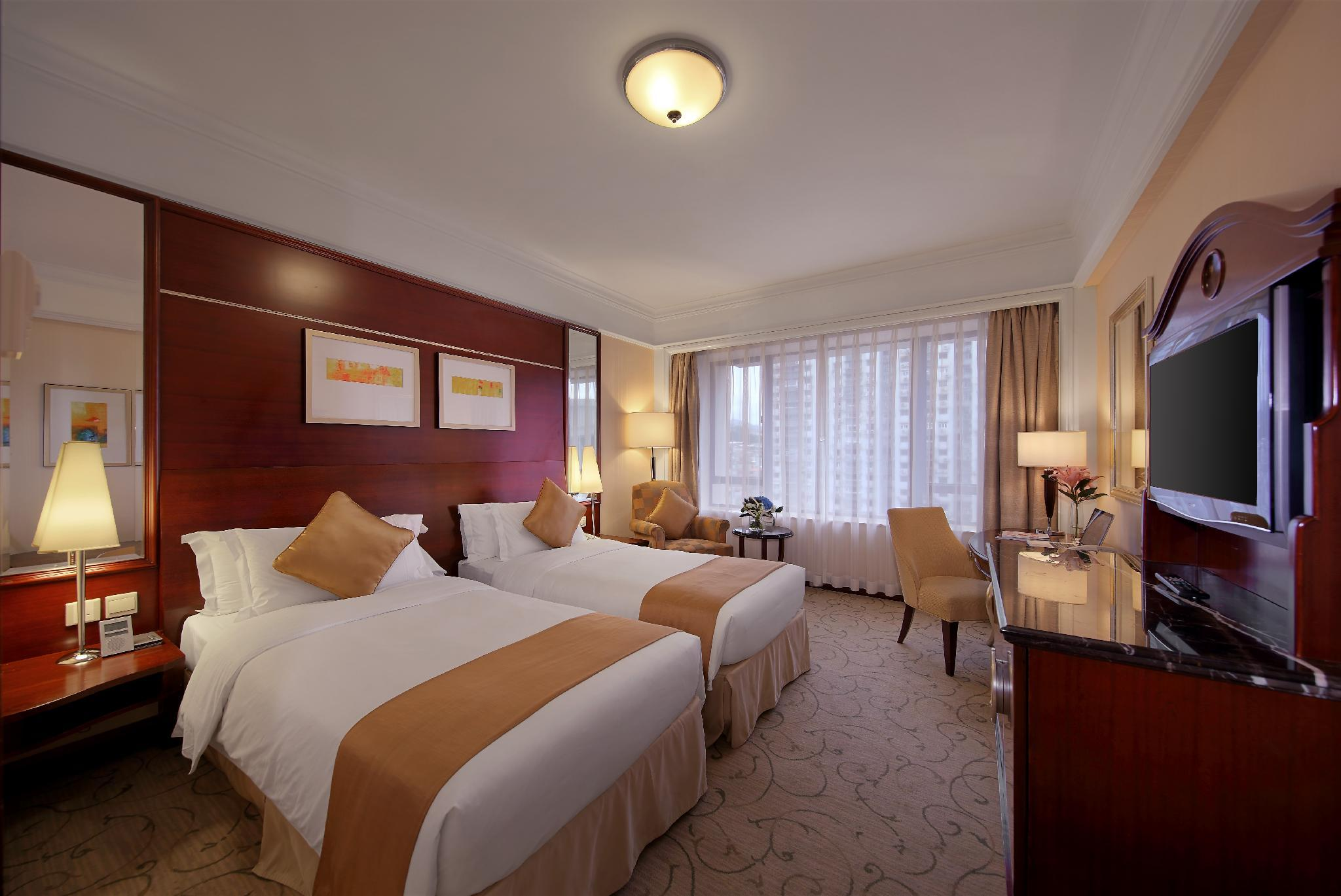 皇都高級雙床客房 (Royal Macau Superior Twin Room)