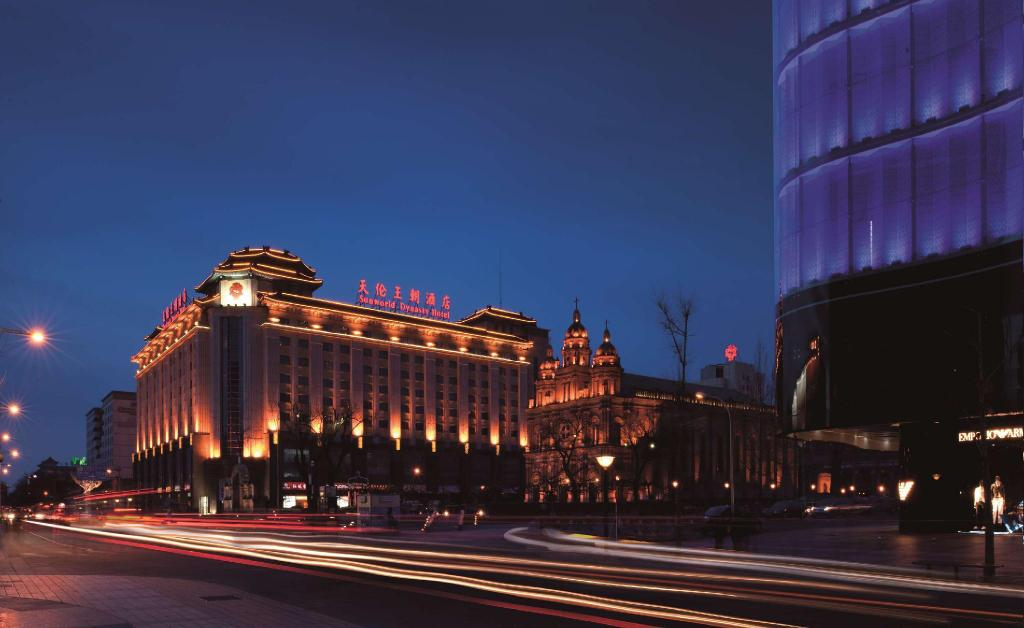 More about Sunworld Dynasty Hotel Beijing Wangfujing