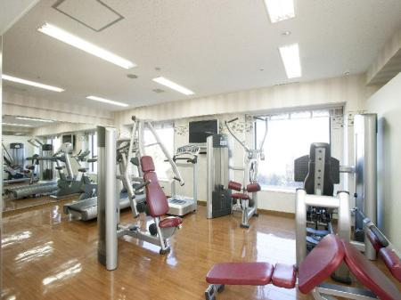 Fitness center Nagoya Kanko Hotel