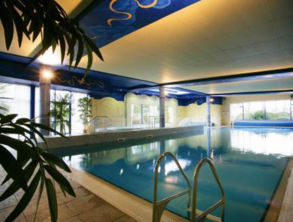 Swimming pool Abbey Hotel Roscommon