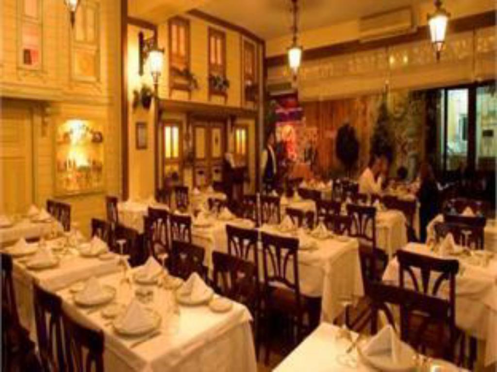 Restaurace Erboy Hotel - Sirkeci Group