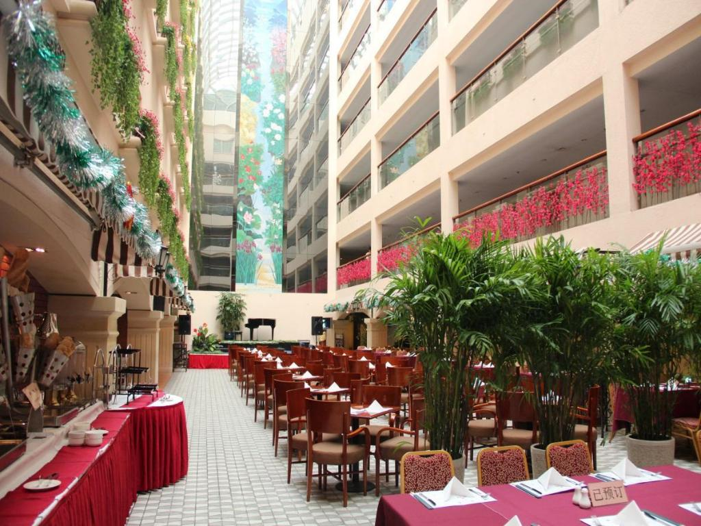 Café The North Garden Hotel Wangfujing