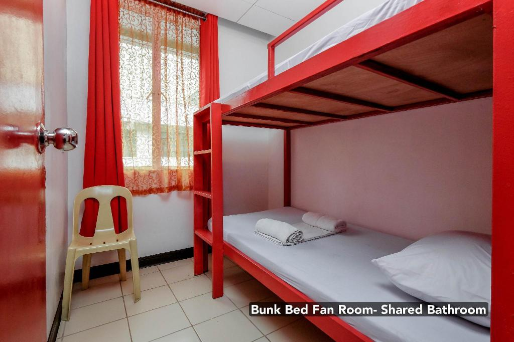 Budget Bunk Beds - Guestroom Stay Malate