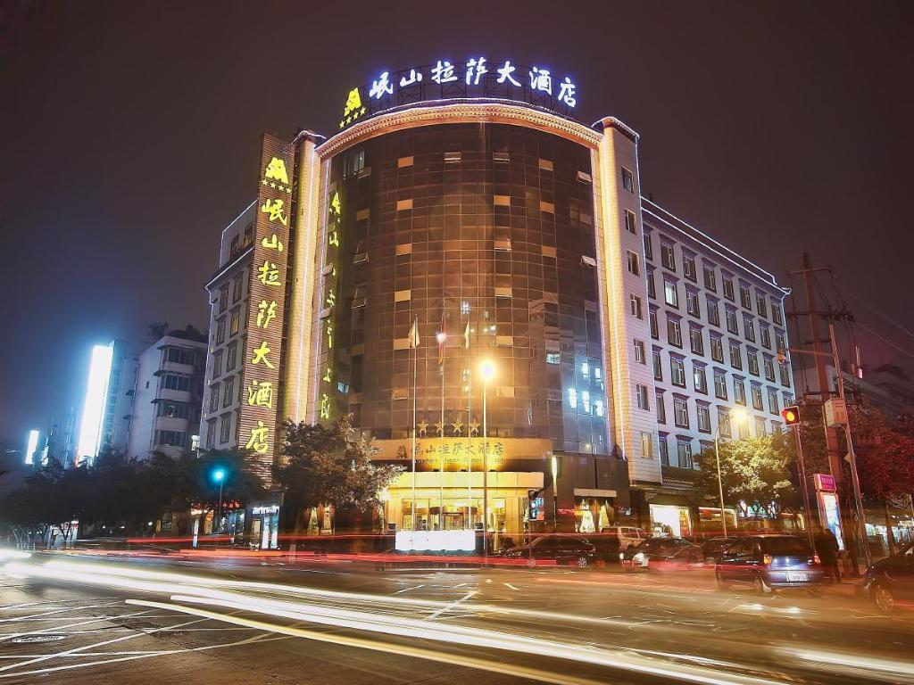 More about Sichuan Minshan Lhasa Grand Hotel