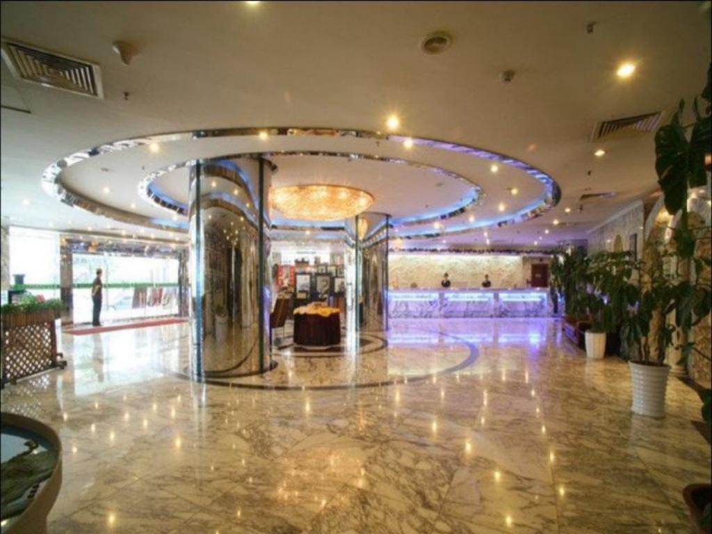 Lobby Chengdu Pearl International Hotel