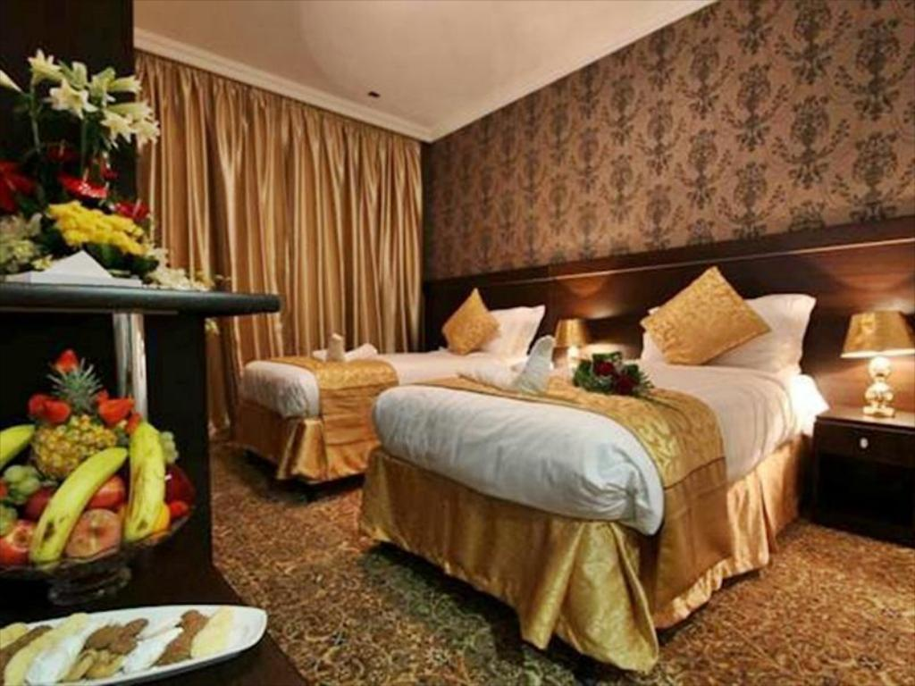 Double - Bed Jewar Al Saqefah Hotel