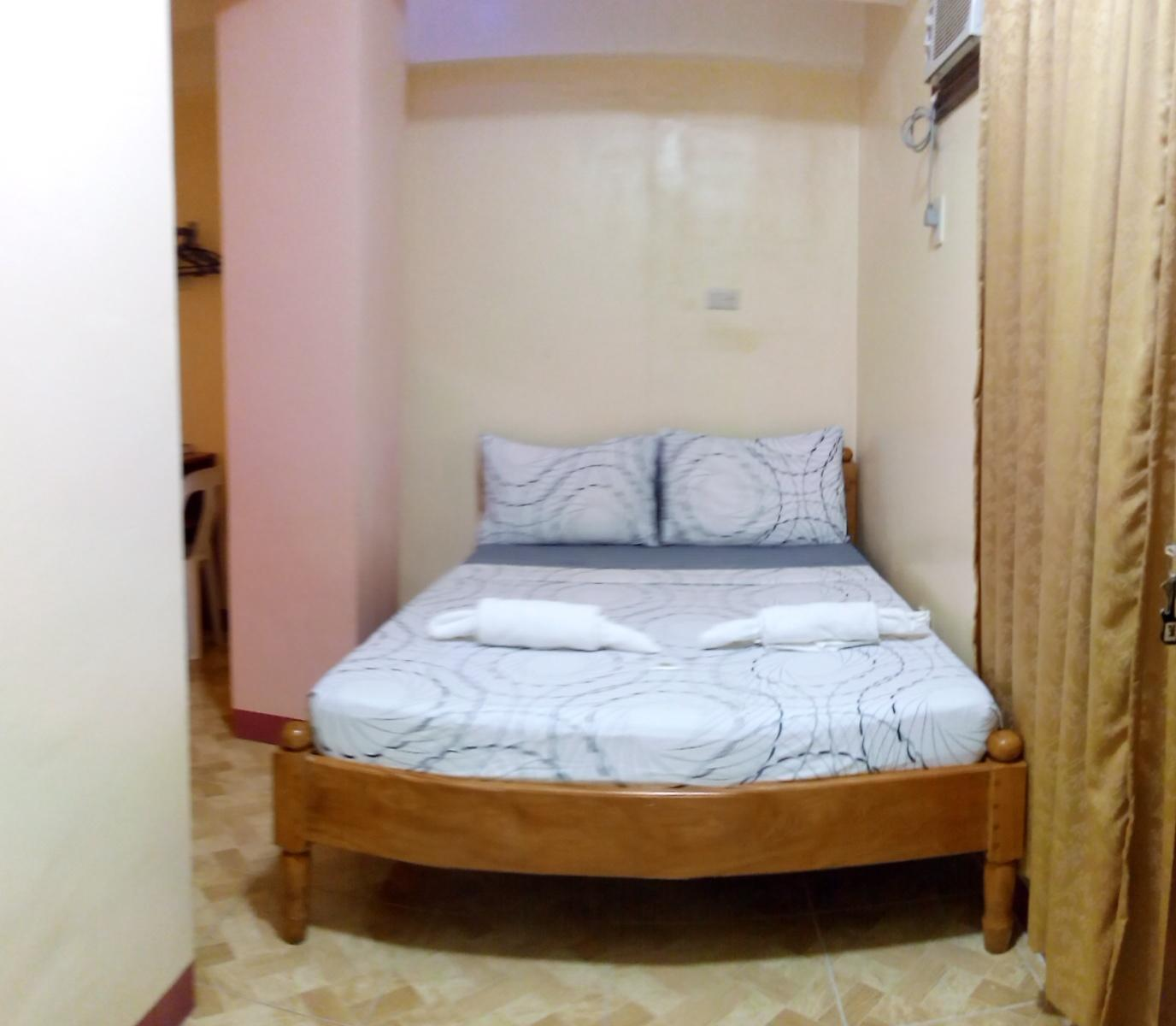 Ekonominis kambarys su oro kondicionavimu (Economy Room with Air Conditioning)