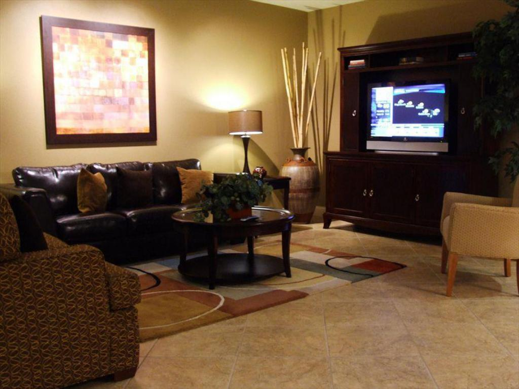 Lobby Candlewood Suites Bloomington
