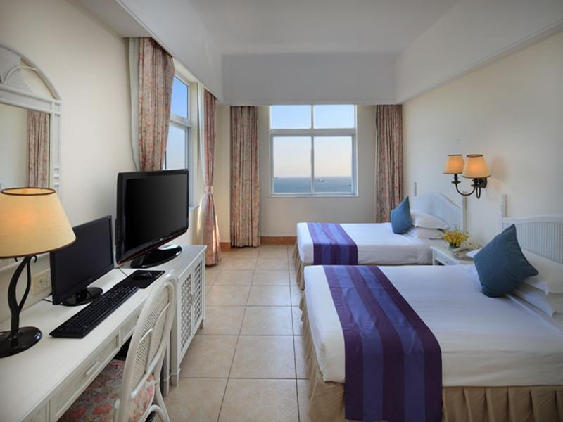 Deluxe con cama Twin y vistas al mar (Deluxe Sea View Twin Bed)