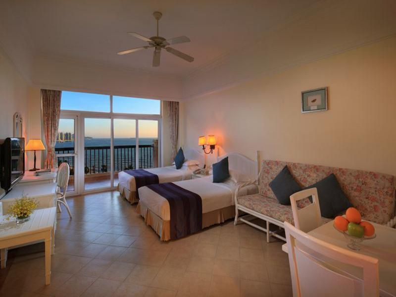Grand 2 Camas con Vistas al Mar (Grand Sea View Twin Bed)
