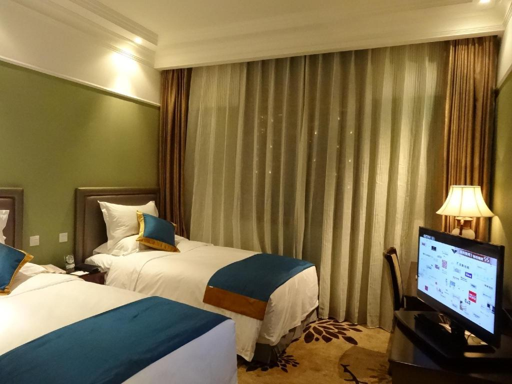 Bed Datong Hotel