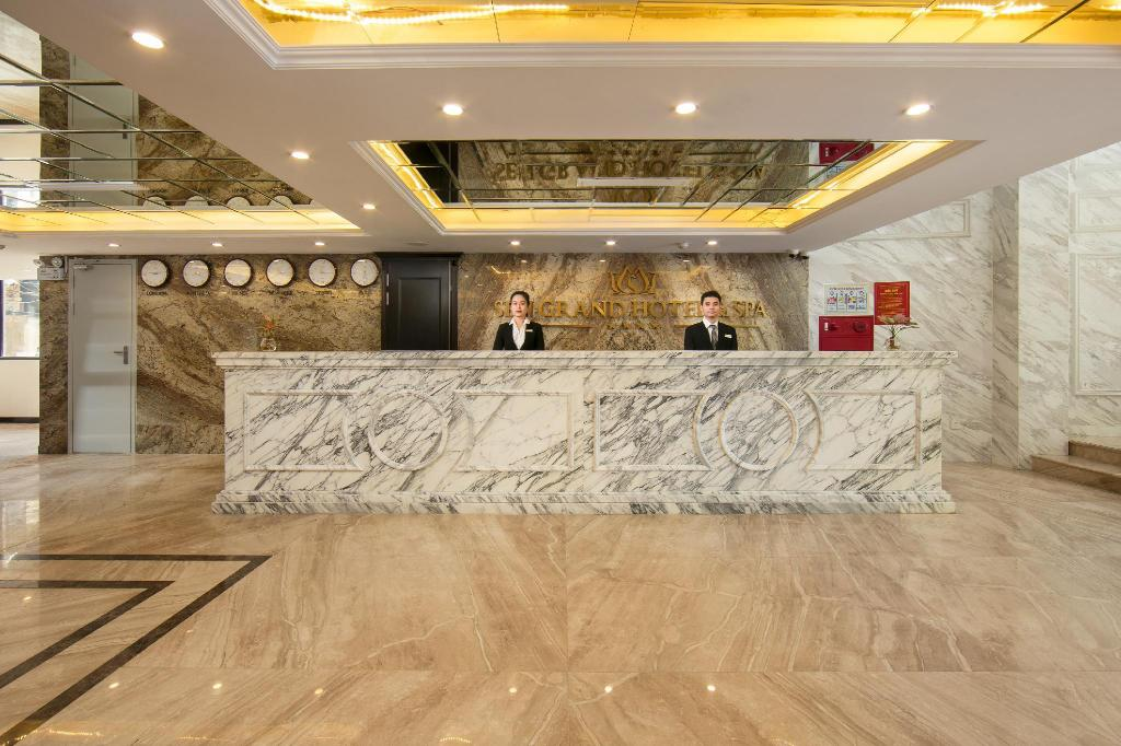 Lobby Sen Grand Hotel & Spa managed by Sen Group