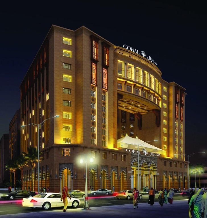 Coral Al Madinah Hotel In Medina