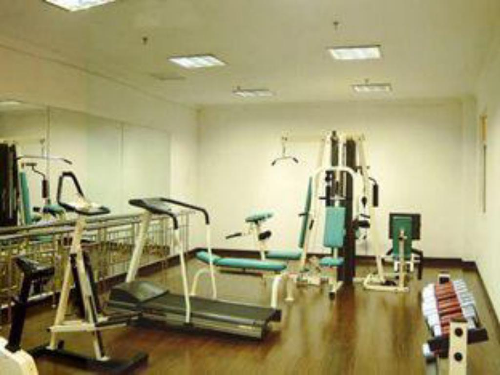 centru de fitness Crown Plaza Hangzhou