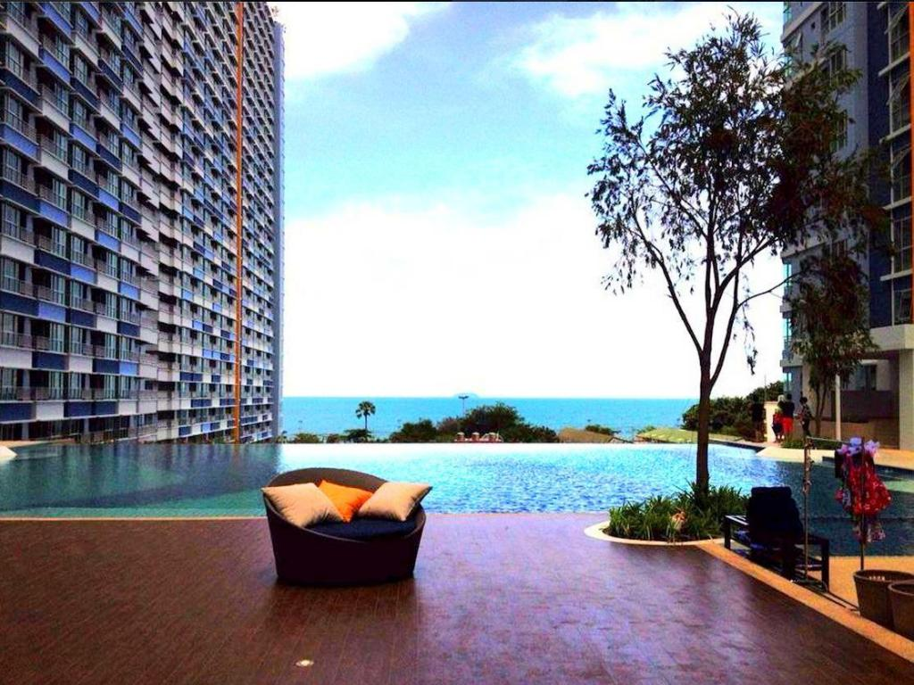 Swimming pool Vacation Rentals Jomtien Pattaya Residence