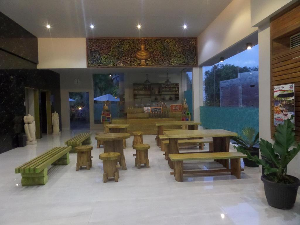 Lobby Bukit Daun Hotel and Resort