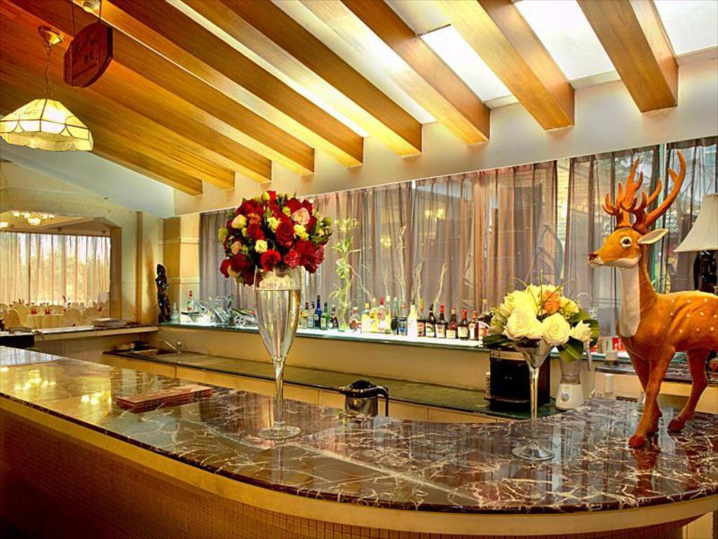 Executive Lounge Huagang HNA Resort
