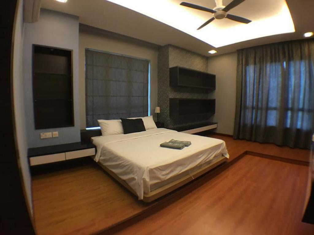 4 Schlafzimmer 1Borneohomes at 1Borneo Condominium Tower A