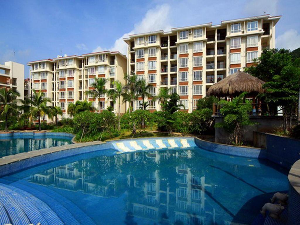 Piscina Sanya Lucky Island Holiday Apartamento (Sanya Lucky Island Holiday Apartment)