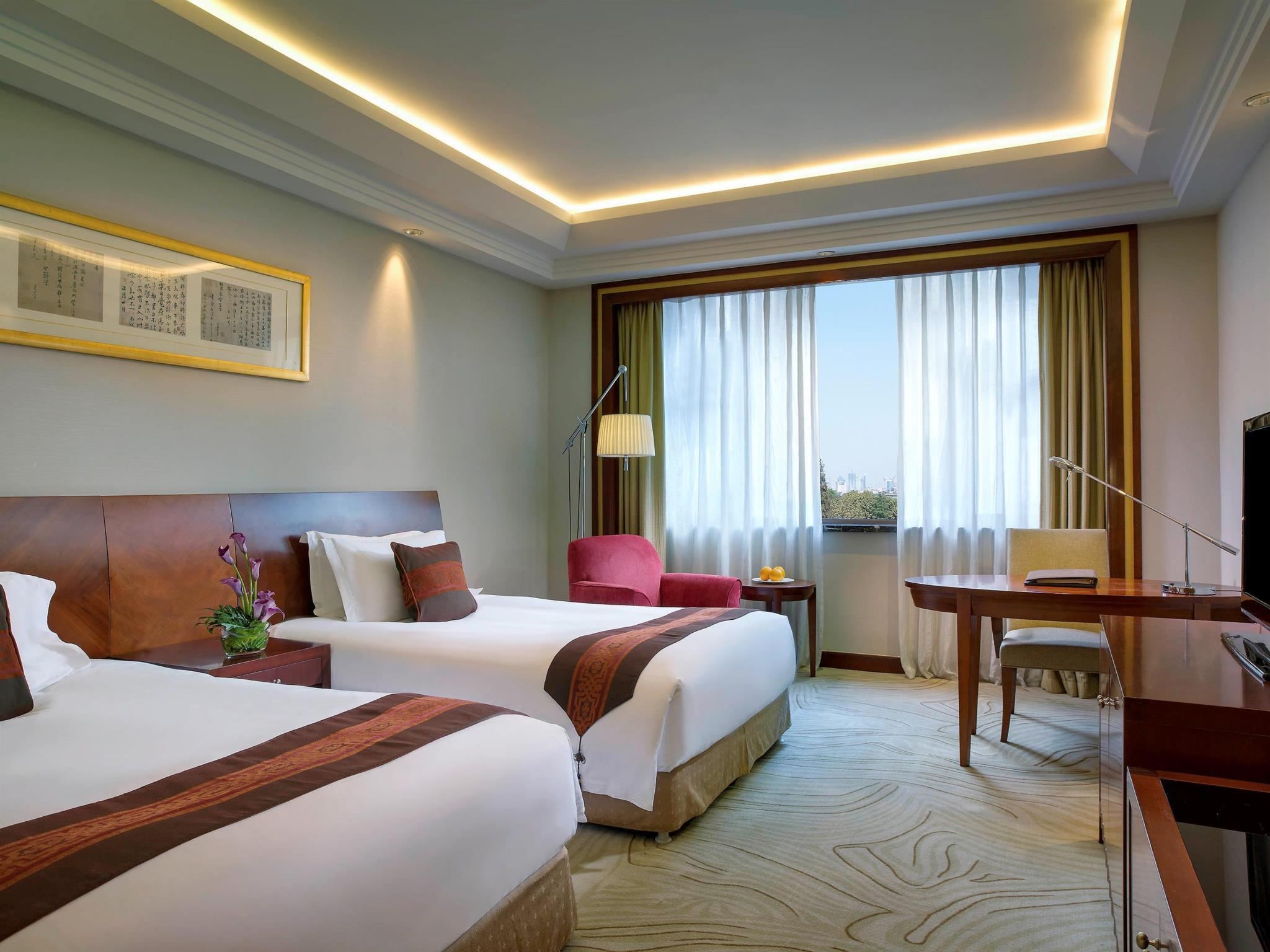 Superior 2 Ranjang Single dengan Pemandangan Kota (Superior 2 Single Beds City View)