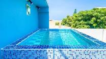 Moon Jacuzzi Villa W/sea View Near Cosy Beach - 97381453