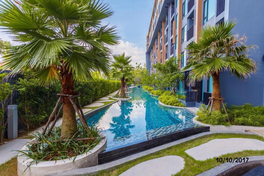 1 Bedrooms + 1 Bathrooms Apartment Choeng Thale - 18662387