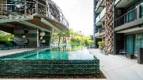 ET308 - Studio in Emerald Terrace condo, with shuttle to Jungceylon, pool and gym. - 31540594
