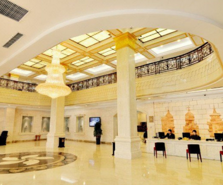 Fuajee Harbin Post Hotel