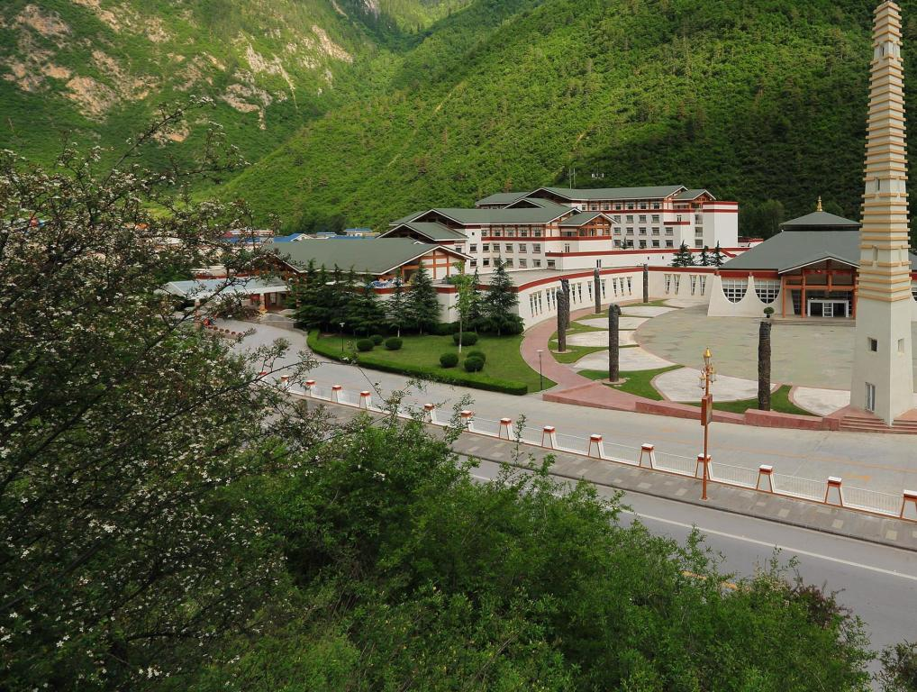 More about Sheraton Jiuzhaigou Resort