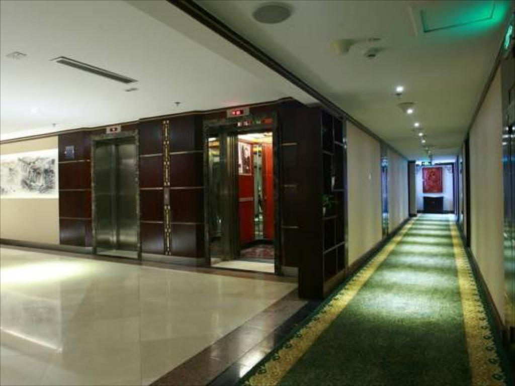 Interieur Economic Trade Hotel