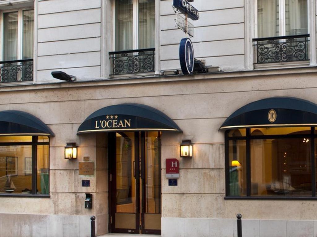Hotel De L Ocean In Paris Room Deals Photos Reviews