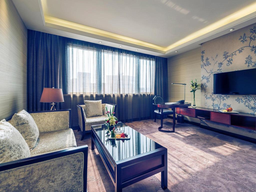 Interieur Mercure Shanghai Royalton