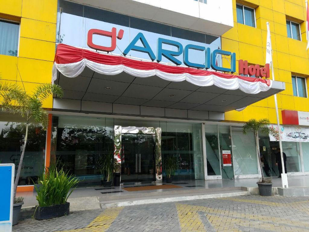 D Arcici Hotel Cempaka Putih Jakarta Promo Terbaru 2020 Foto Hd Ulasan
