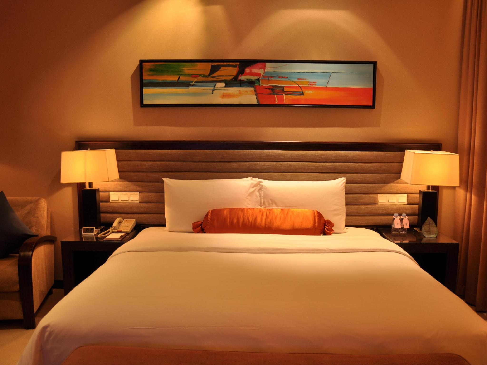 Deluxe Executive dengan Ranjang King (Deluxe Executive with King Bed)