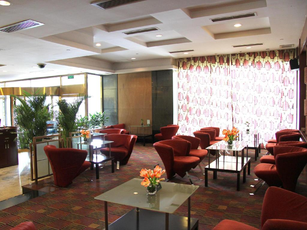Lobby Youngor Central Hotel