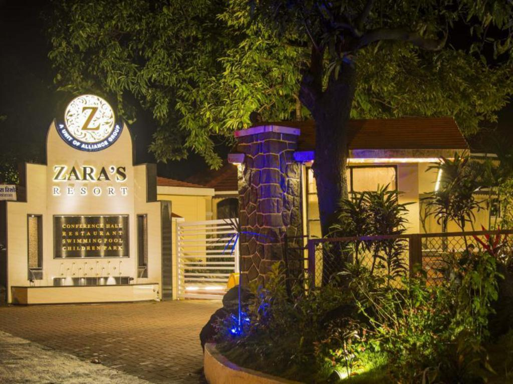 More about Zaras Resort