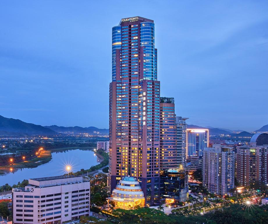 More about Four Points by Sheraton Shenzhen