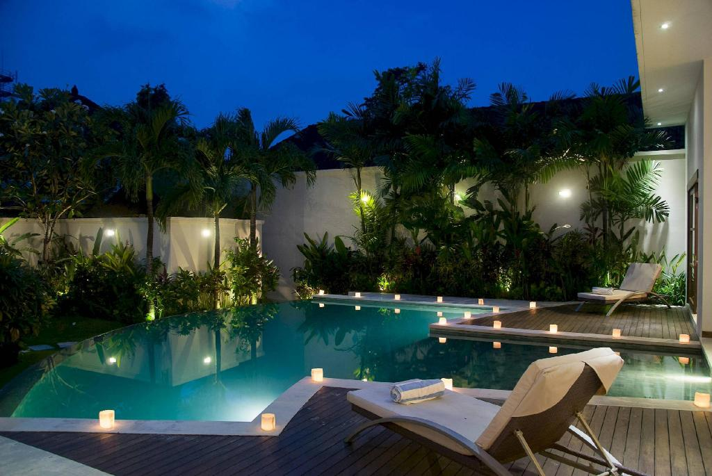 Swimming pool [outdoor] Great Location - Superb 3 Bedroom Legian